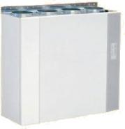 Приточно-вытяжная установка с рекуперацией тепла Systemair VX 400 EV